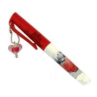 Ручка MTY  с подвеской в форме сердца