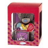 Набор MTY - мишка с сердцем и Браслет Love
