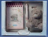 Набор MTY - блокнотик, ручка, подвеска на сумку